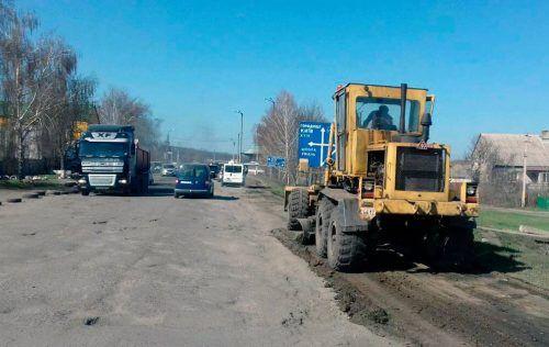 Не зважаючи на все програма розвитку автомобільних доріг Черкащини продовжується